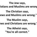 Arrogant Atheism?