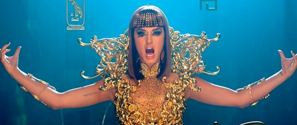 Katy Perry's 'Dark Horse' music video censored after Muslim outrage