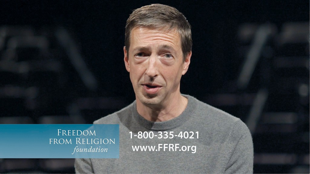 Ron Reagan for FFRF