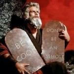 Is Two Commandments enough?