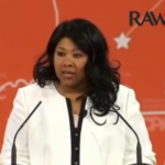 Jamila Bey, American Atheists board member, speaks at CPAC 2015.