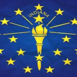 Indiana Flag (Wikimedia)