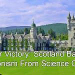 Balmoral Castle, Scotland (Image via Wikimedia)