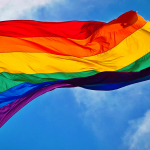 LGBT Rainbow Flag (Image via Wikimedia)