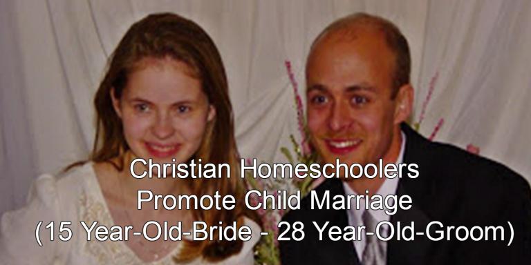 Christian fundamentalist wedding