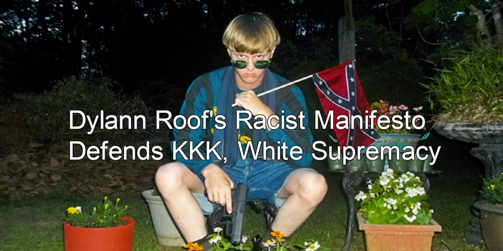 Essays on white supremacy