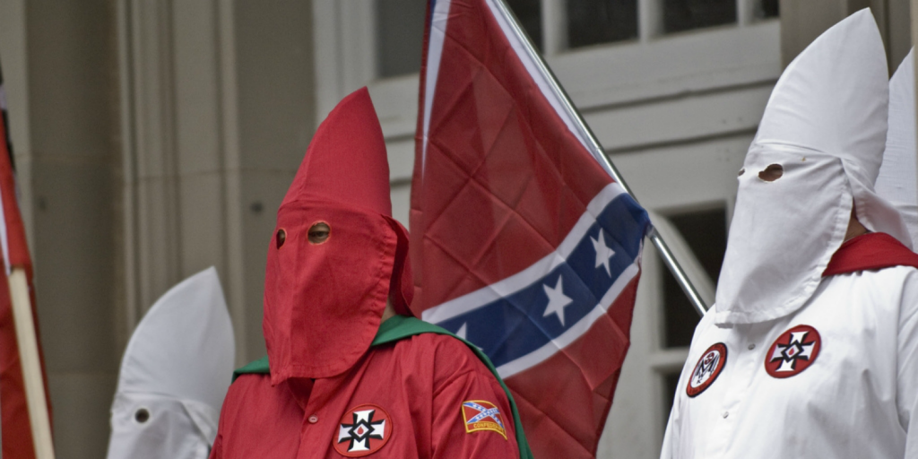 KKK Rally in SC to Defend Confederate Flag and Promote 'White Christian Nation'