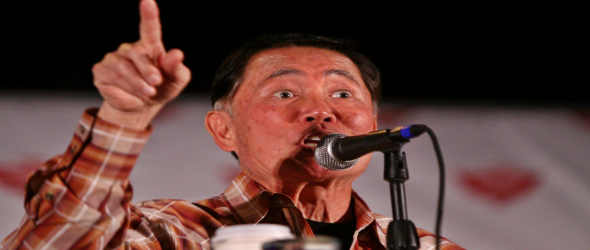 George Takei (Image via YouTube)