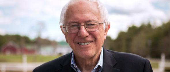 Bernie Sanders (Image via Wikimedia)