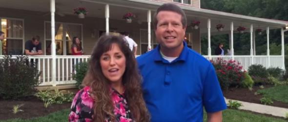 Jim Bob and Michelle Duggar (Image via YouTube)