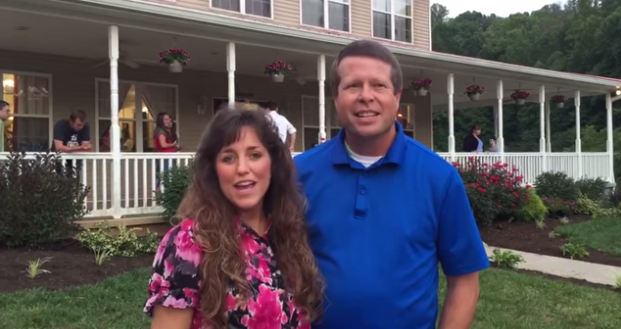 Jim Bob and Michelle Duggar (Image via YouTube)