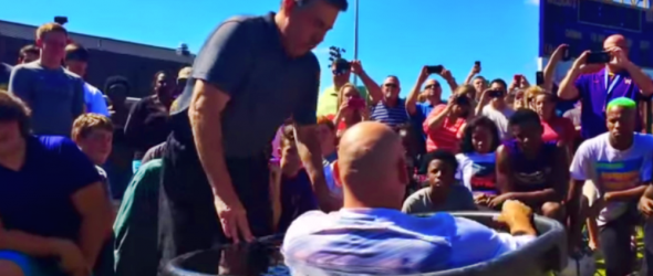 Mass Baptism At Public School Football Practice Intimidates Players