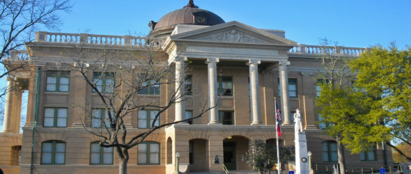 Williamson County Courthouse (Image via Flickr)