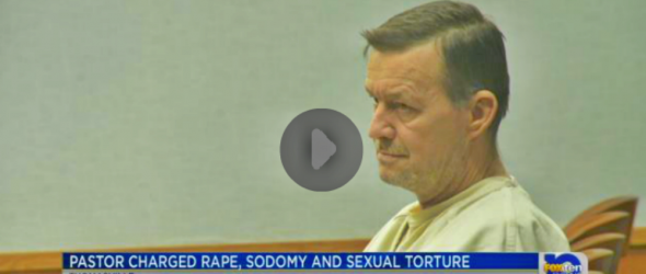 Alabama Pastor Made Daughter Watch While He Sexually Abused Minors