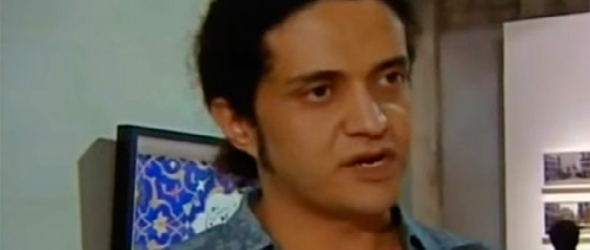 Ashraf Fayadh (Image via YouTube)