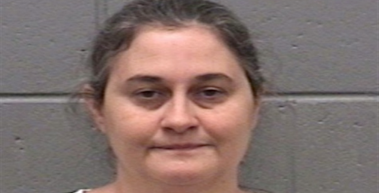 Diana Franklin (Image via Taylor County Sheriff's Office)