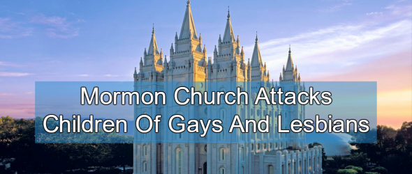 LDS Temple - Salt Lake City (Image via Facebook)