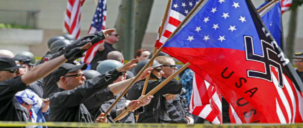 Surprise: White Supremacists Love Trump's Anti-Muslim Policy