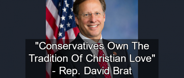 Congressman: Obama Can't Cite Bible Because GOP Owns Christian Tradition