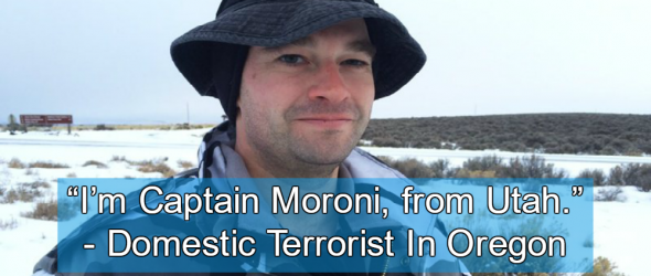 Domestic Terrorists Behind Oregon Occupation Motivated By Mormon Theology