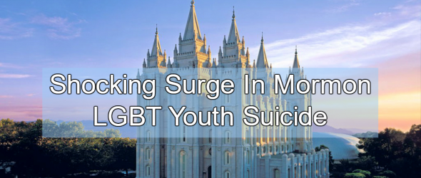 New Anti-Gay Policy Drives Mormon Teens To Suicide