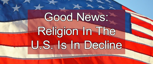 Study Shows Religion In The U.S. Is In Decline