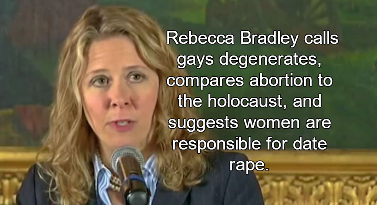 Rebecca Bradley (Image via Screen Grab)