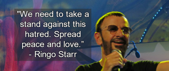 Ringo Starr Cancels North Carolina Concert