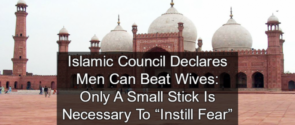 Islamic Council Declares Men Can Beat Wives