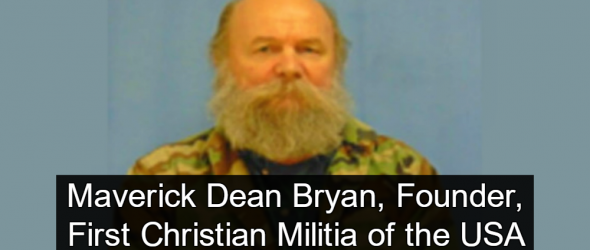 Home Grown Terrorist Planned To Overthrow US With 'Christian Army'