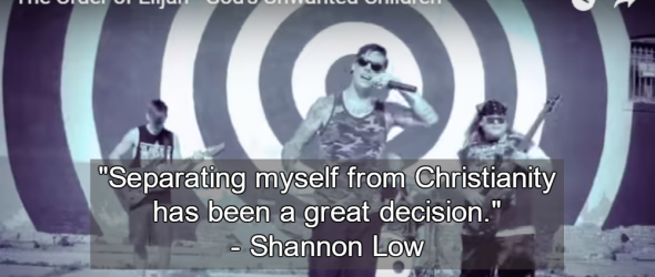 Lead Singer For Christian Metal Band Comes Out As Atheist