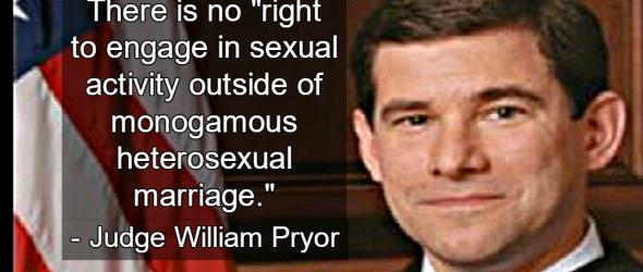 Trump SCOTUS Pick Would Criminalize Gay Sex