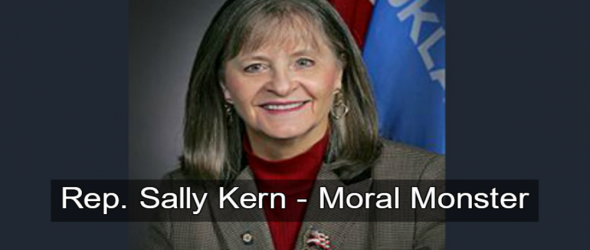 Oklahoma Lawmaker Claims Gays Are Worse Than Terrorists