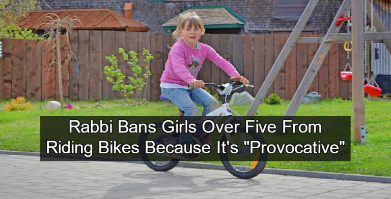 Girl on bike (Image via Pixabay)