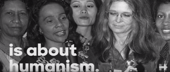 Clinton Campaign Video Invokes 'Humanism' Celebrates Feminism