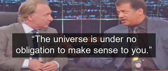 Neil DeGrasse Tyson: Science Favors Big Bang Over Jesus