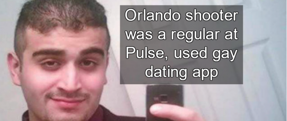 Orlando Gunman Used Gay Dating App
