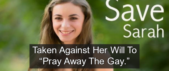 TV Star Fights To Rescue Cousin From 'Pray Away The Gay' Facility