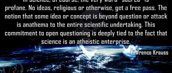 Lawrence Krauss: 'All Scientists Should Be Atheists'