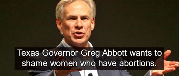 Creepy Texas Governor Mandates Funerals For Fetal Tissue