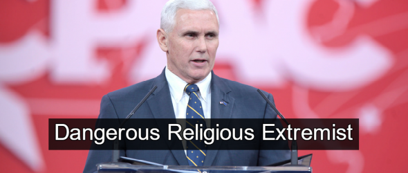 Pence Prayed, Allowed HIV Outbreak To Spread