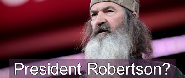 Duck Dynasty Star Considers Run For President To Fight Secularism