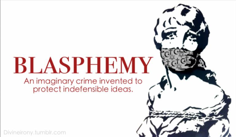blasphemy law in islam pdf