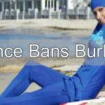 France: Burkini Bans Spark Debate