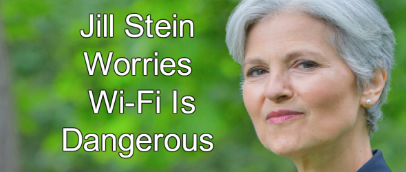 Jill Stein Worries Wi-Fi Is Dangerous For Kids