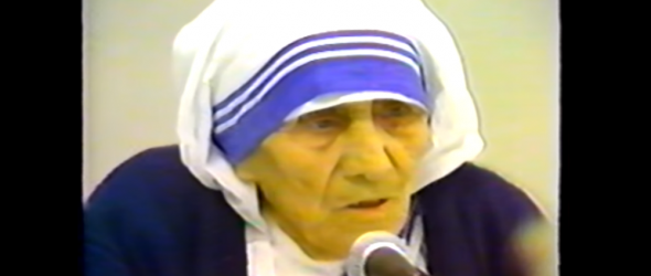 Watch: Mother Teresa Brags About Coerced Deathbed Conversions