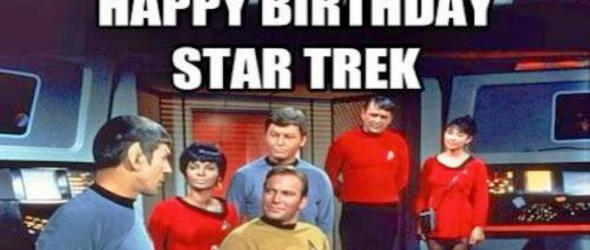 Celebrating Star Trek: 50 Years Of Humanism