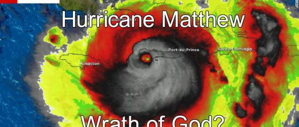 Christian Extremists Blame Gays For Hurricane Matthew