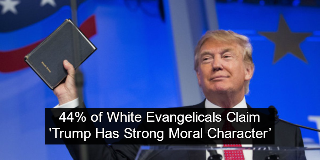Image result for trump and evangelicals