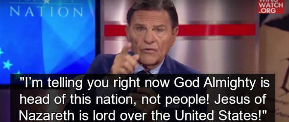 Televangelist: Christians Who Don't Vote Trump Are 'Guilty Of Murder'